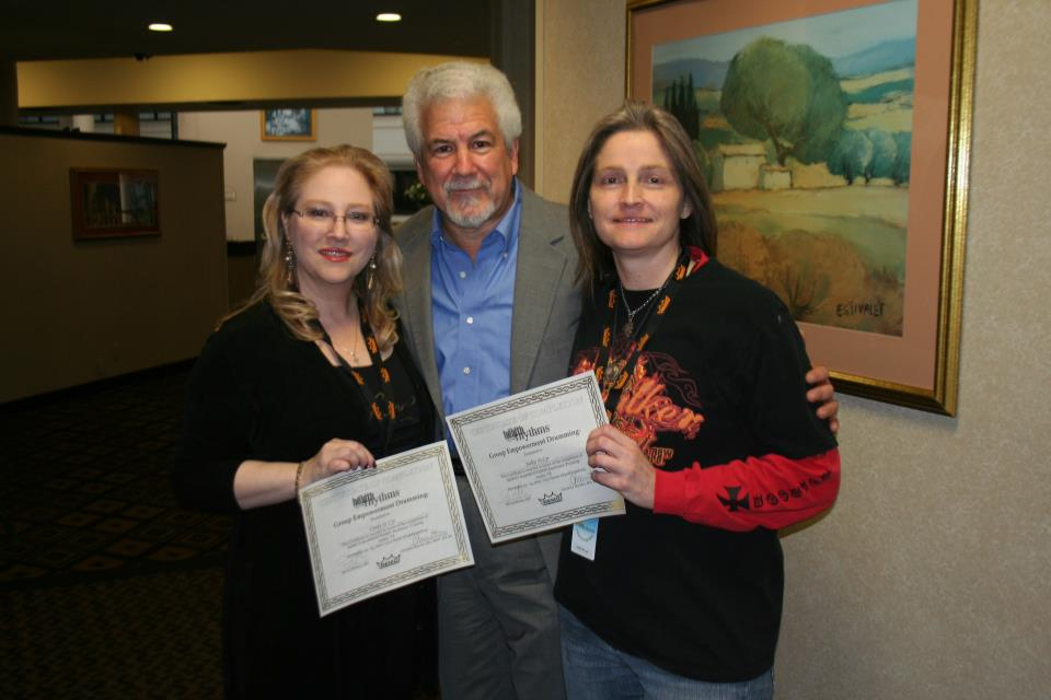 Cindy, Dr. Barry Bittman, Jackie