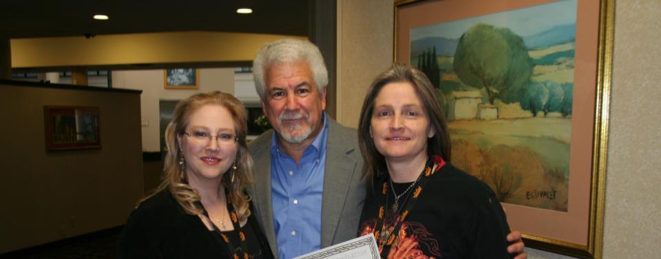 Cindy St. Cyr, Dr. Barry Bittman, Jackie St. Cyr - REMO HealthRHYTHMS Training