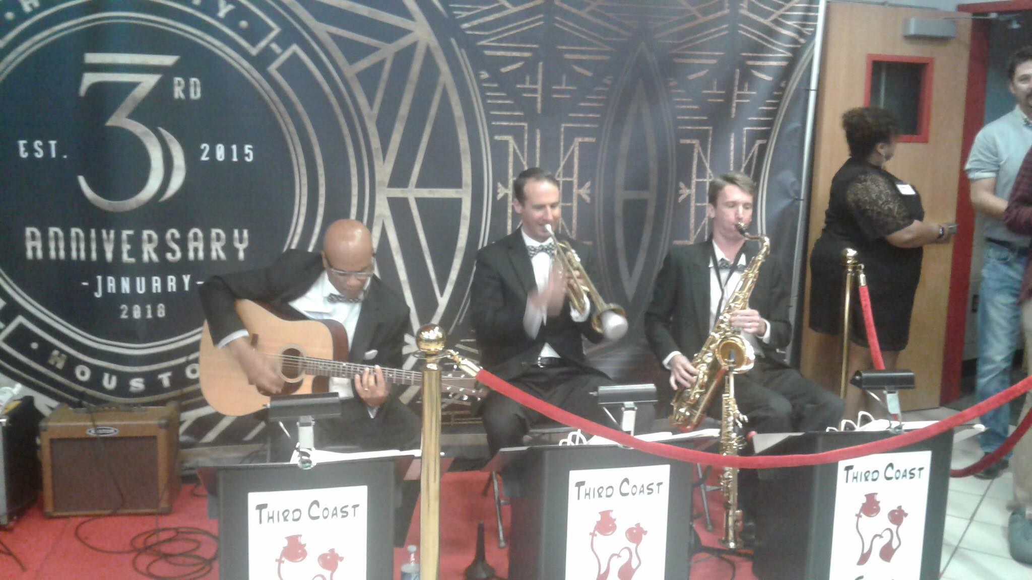 20s gig - Third Coast Swing