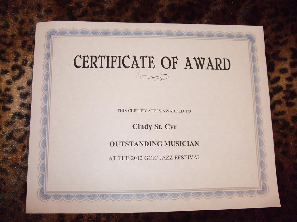 GCIC 2012 Award.JPG