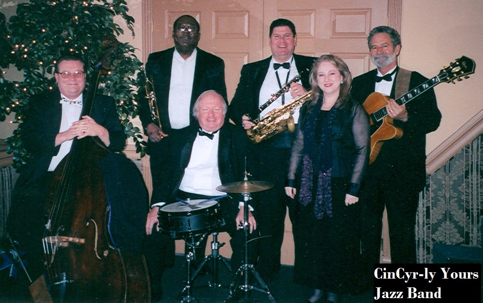 CinCyr-ly Yours Jazz Band