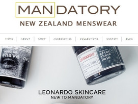 Mandatory stocks Leonardo Skincare