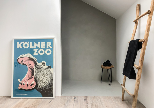 Designbad - Fugenlose Dusche - Wand- und
