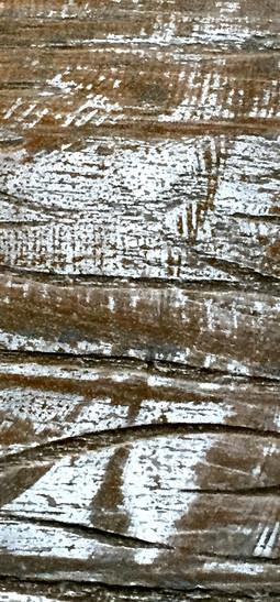 Oxidierte Oberflächen