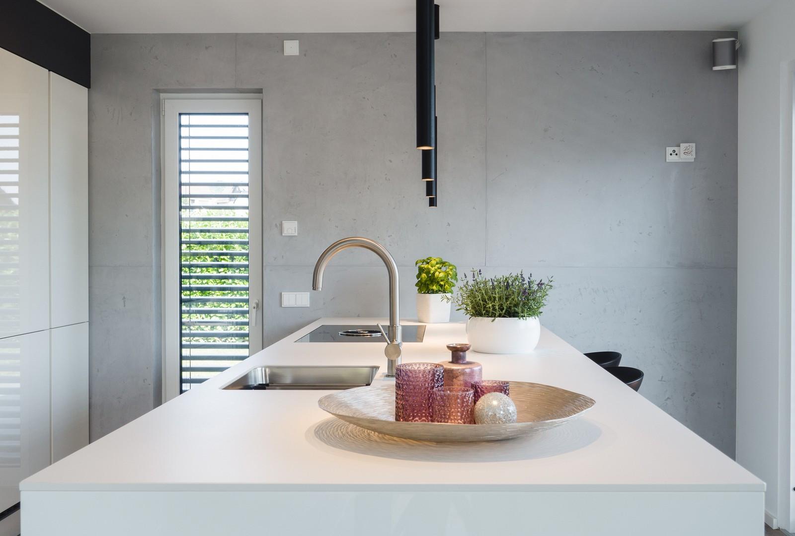 Betonwand_Wandgestaltung_Küche_ArtOfSurf