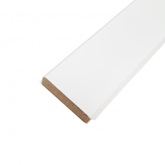 Cubu flex life Design Sockelleiste 40mm Preis/lfm inkl.19% MwSt.