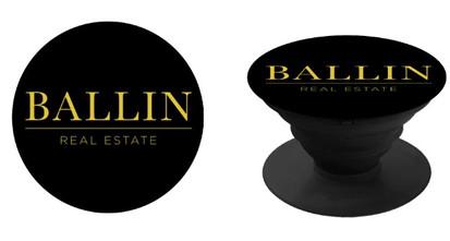 Ballin Black Pop Up Holder