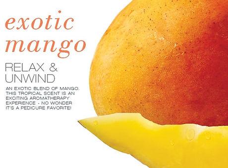 Sliced Ripe Mango