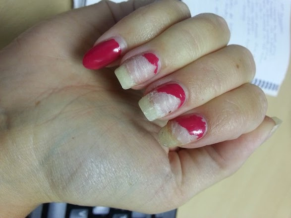 Gel polish can only damage your nails if you avoid doing this!!