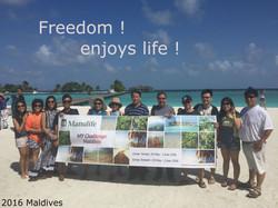 freedom enjoys life