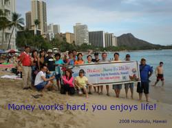 Money works Hard You enjoys Life!