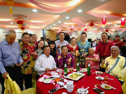 馬來西亞許氏晚宴(吉威)