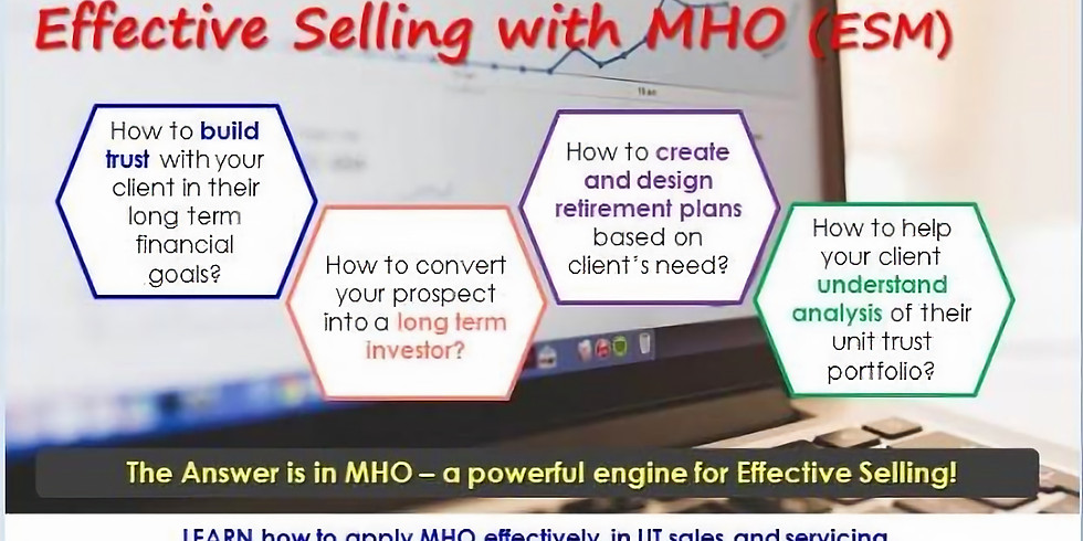 Effective Selling with MHO