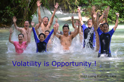Volatility is Opportunity