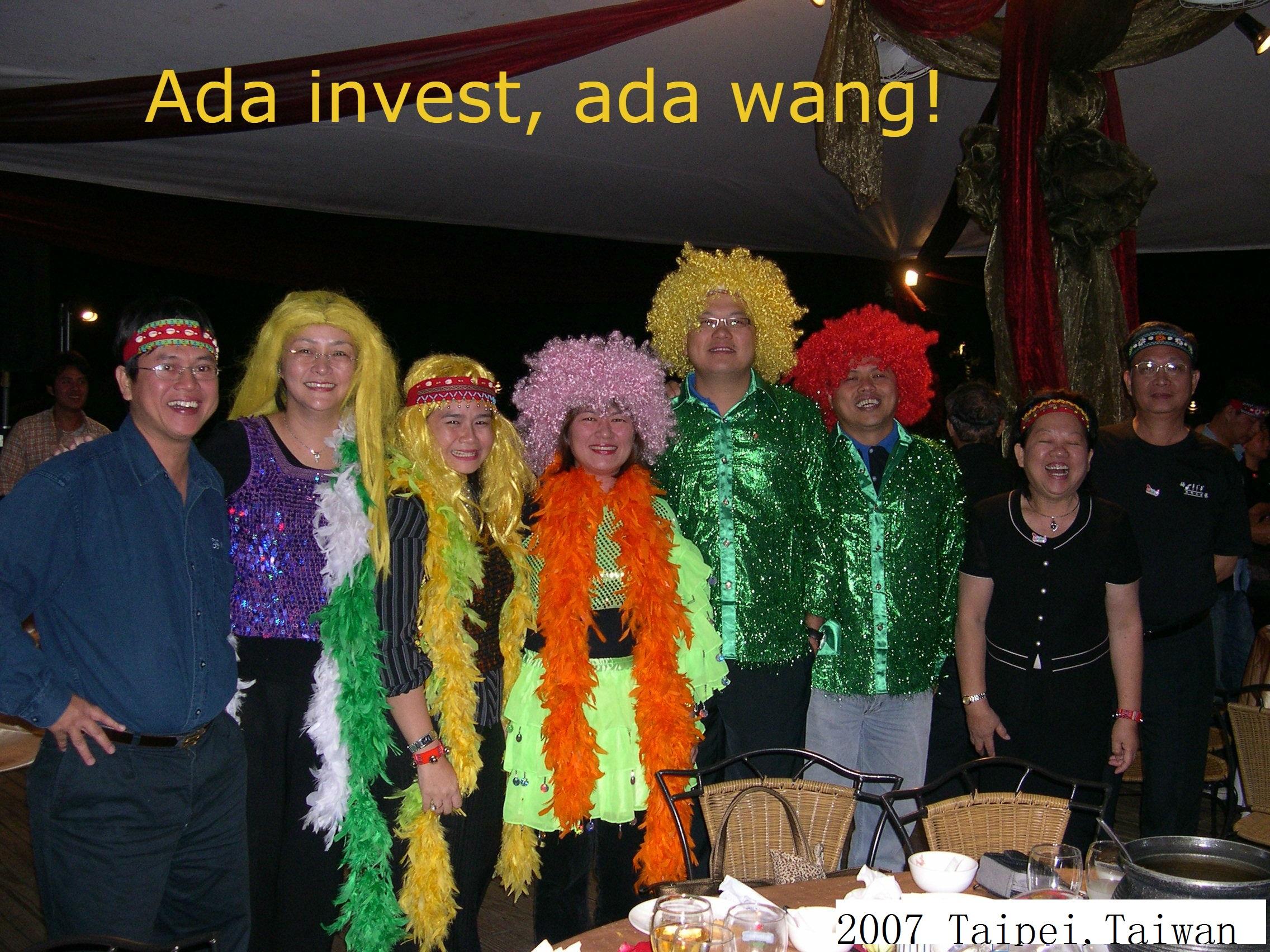 Ada invest ada wang