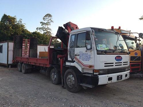 Lorry Crane for Rent