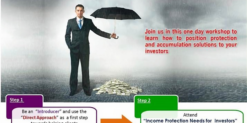 Income Protection Needs for Investor