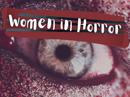 Women in Horror Month