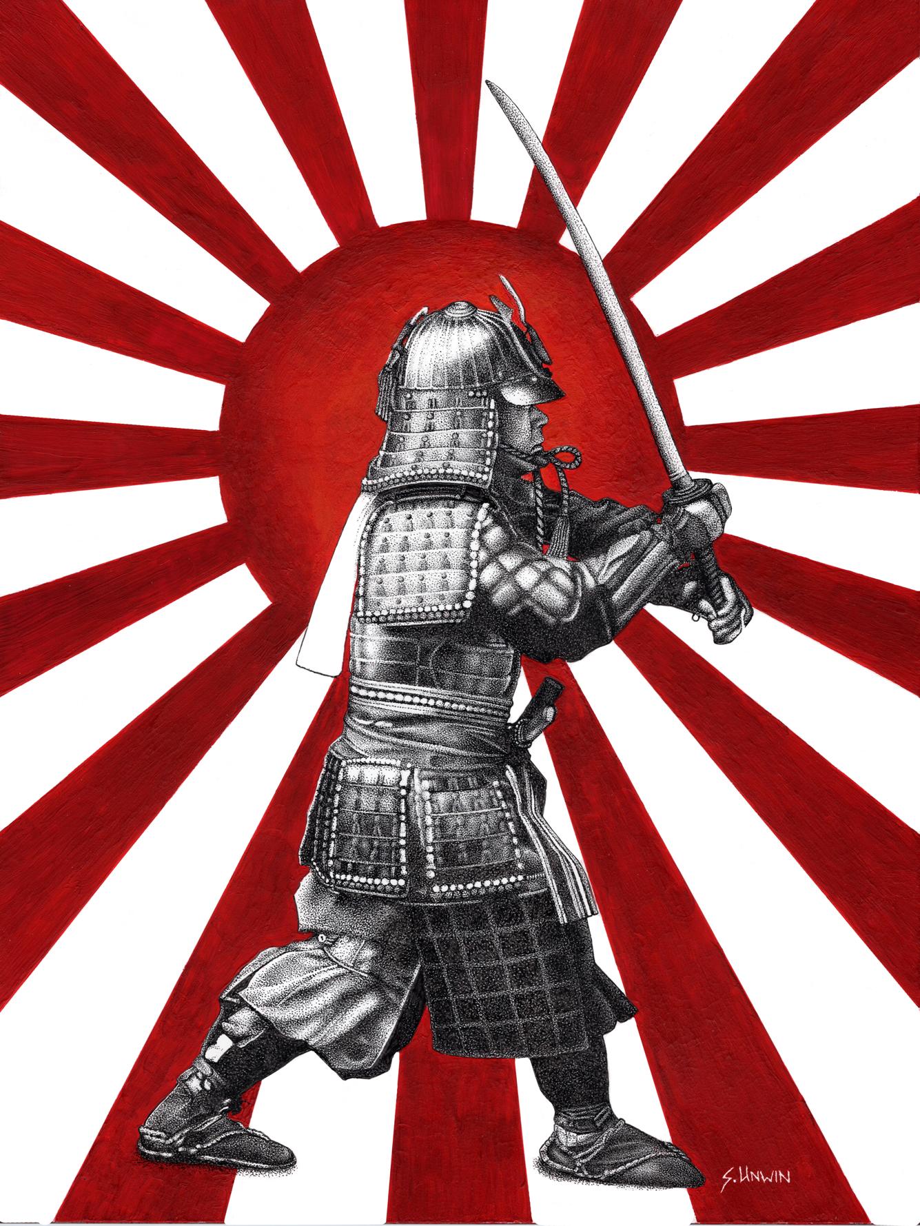 Rising Sun Warrior 150dpi