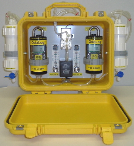 Monitores de gases
