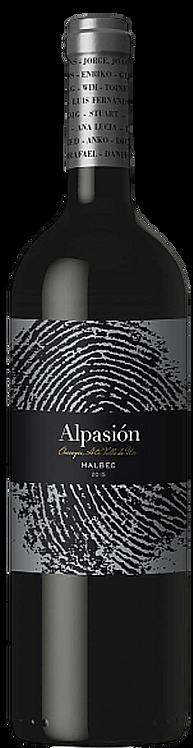 Alpasión Malbec 2018 (doos)