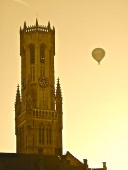 The Belfort Bruges Belgium