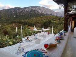 Hotel Su Gologone Oliena Sardinia