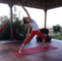 Yoga in Sicily Taormina