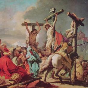 Il significato spirituale della crocifissione - oltre la religione