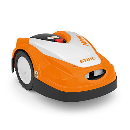 RMI 422 P Compact robotic mower with powerful battery for lawns up to 1500m²
