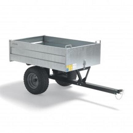 Mountfield Galvanised Cart