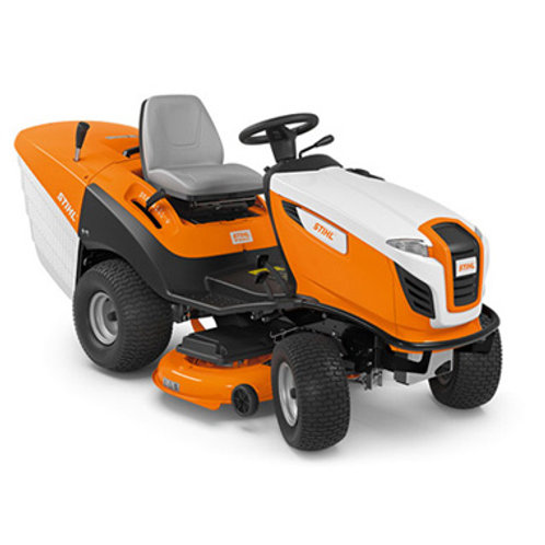 RT 6112 ZL High-performance ride-on mower with cruise control