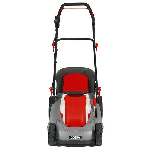 "Cobra GTRM40 16"" Electric Mower with Rear Roller"