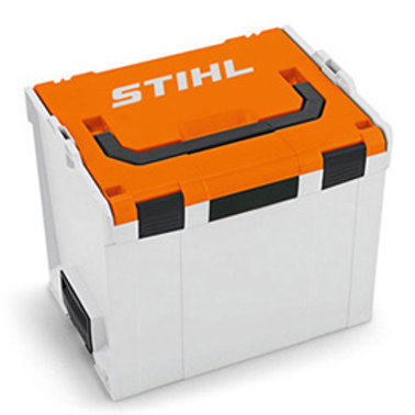Battery storage box - large Storage for AR backpack batteries and charger