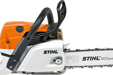 MS 241 C-M Compact professional chainsaw with STIHL M-Tronic (M)