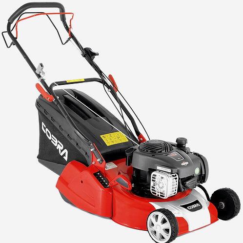 "RM40SPB 16"" Petrol Powered Rear Roller Lawnmower"