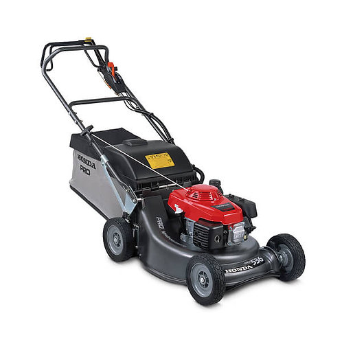 HRH536 HX 53CM PROFESSIONAL VARIABLE SPEED PETROL LAWN MOWER