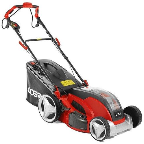 """Cobra MX46S40V 18"""" Li-ion 40V S/P Cordless Mower"""