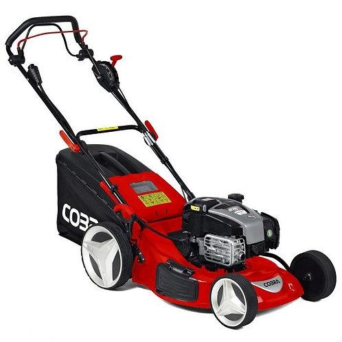 "Cobra MX515SPBI 20"" Petrol Lawnmower with Aluminium Deck"