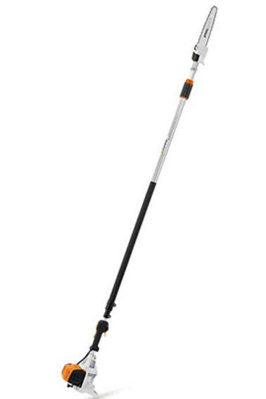 HT 103 Powerful, professional telescopic pole pruner