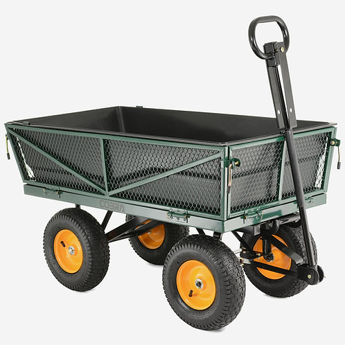 GCT300MP 300kg Hand Cart with drop down sides