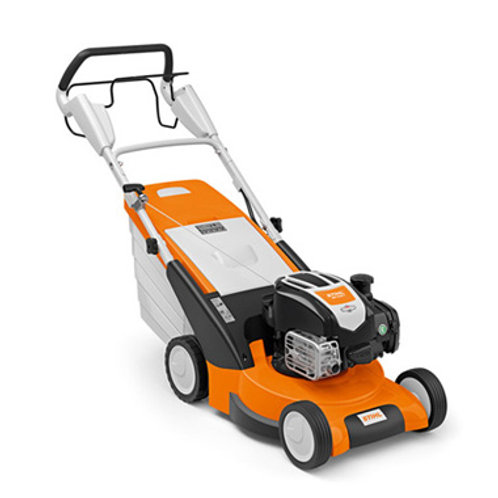 RM 545 T Powerful petrol lawn mower with 1-speed drive
