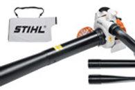 SH 86 C-E Comfortable and convenient with STIHL ErgoStart (E)