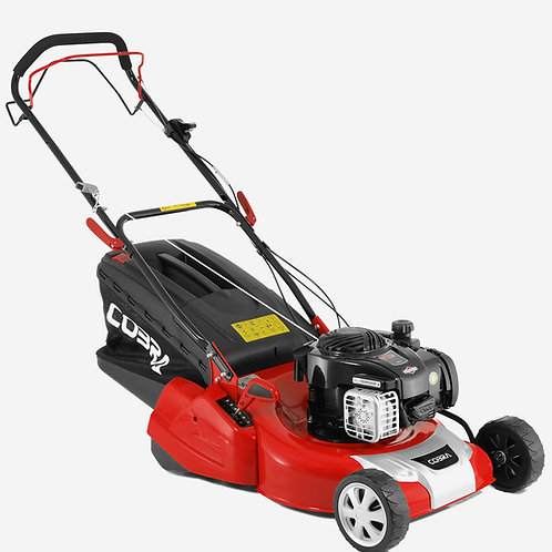 "RM46SPB 18"" Petrol Powered Rear Roller Lawnmower"