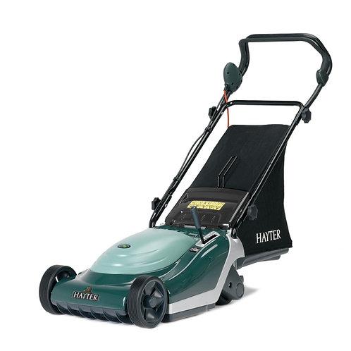 Hayter Spirit 41 Electric Push Rear Roller Lawn Mower - 615J