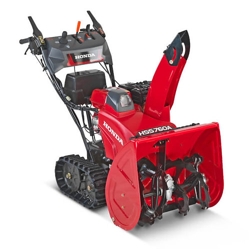 HSS760 TD 60.5CM CLEARING WIDTH VARIABLE SPEED TRACKED SNOWTHROWER (ELECTRIC STA