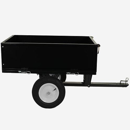 GTT450 250kg Solid sided tractor trailer