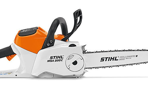 MSA 200 C-B Chainsaw and tool only High performance cordless cha