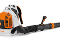 BR 800 C-E Most powerful professional blower from STIHL