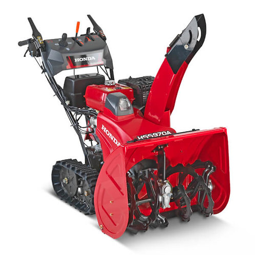 HSS970 TD 71CM CLEARING WIDTH VARIABLE SPEED TRACKED SNOWTHROWER (ELECTRIC START